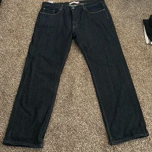 Men's Levi's relaxed and straight 559 40x32